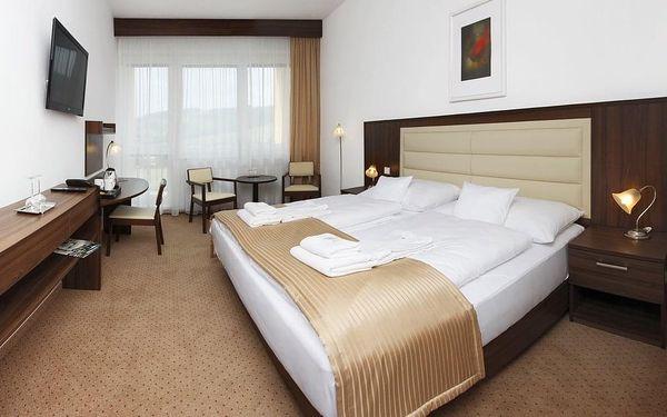 Lázeňský & Wellness Hotel Niva, Střední Morava, vlastní doprava, snídaně v ceně4