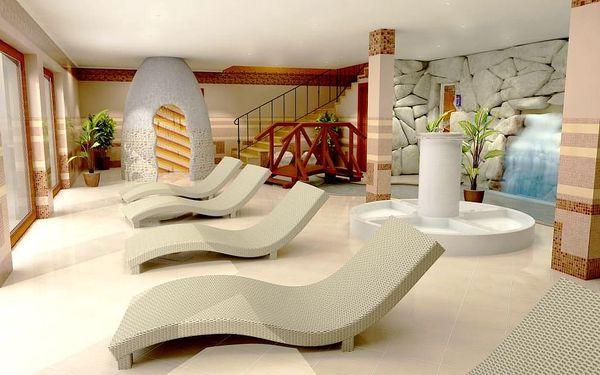 Lázeňský & Wellness Hotel Niva, Střední Morava, vlastní doprava, snídaně v ceně5