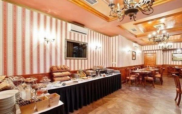 3denní pobyt pro 2 v Chateau St. Havel**** v Praze5