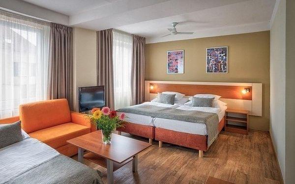 4denní pobyt pro 2 v hotelu Aida****2