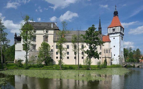 Ubytování Castle Area Blatná