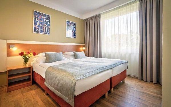 Dopřejte si komfort čtyř hvězdiček hotelu Aida soukromě i při pracovních povinnostech
