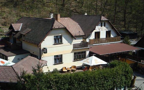 Restaurant a penzion Pod Draci skalou