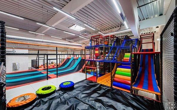 Nová dimenze zábavy na trampolínách v Jump Jump Jump Aréně v Praze