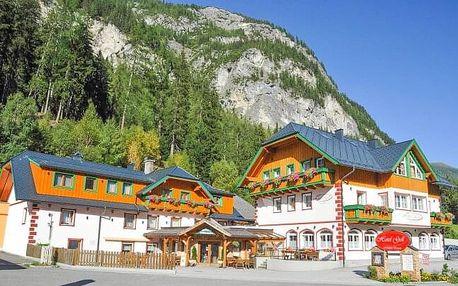 Rakousko: Obertauern v Hotelu Gell *** s all inclusive či polopenzí, neomezeným wellness a dětským koutkem