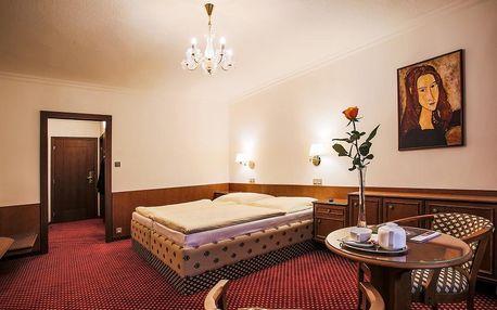 Víkendový relax pobyt pro 2 osoby s vířivkou v Nymburku