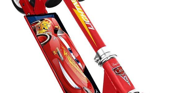Buddy Toys BPC 4210 Koloběžka Cars2
