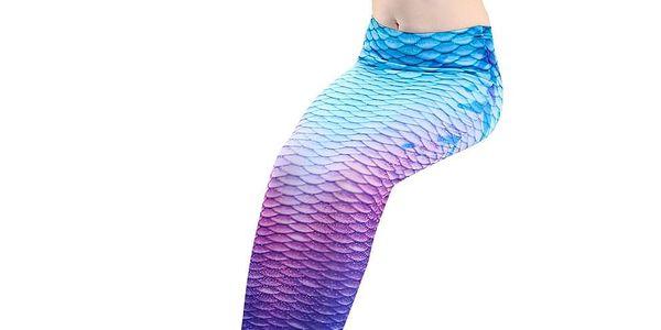 Kostým a plavky mořská panna MASTER Siréna - 120 cm4