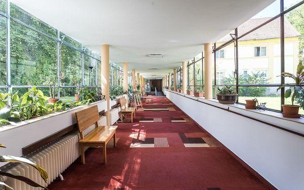 Hotel Lázně Vráž, Jižní Čechy, vlastní doprava, polopenze5