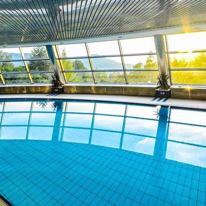 5* relax se stravou a krásným výhledem z bazénu