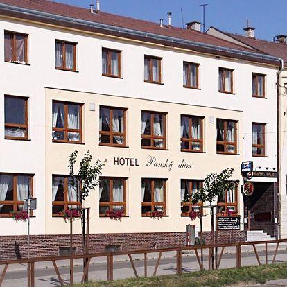 Oddech na Plzeňsku: polopenze i vířivka na pokoji