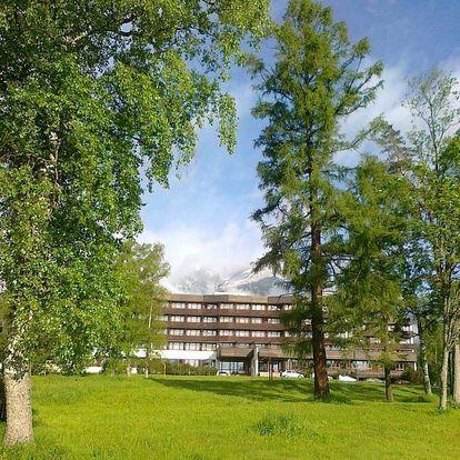 Pobyt v nádherném tatranském prostředí II., Vysoké Tatry
