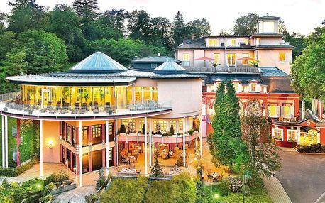 Wellnesshotel Allmer **** v čisté alpské přírodě