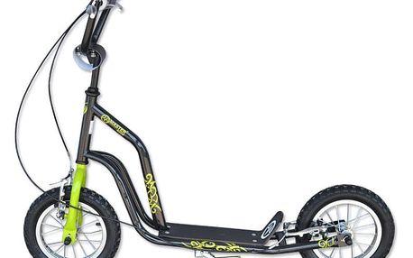 MASTER Ride - černo-zelená