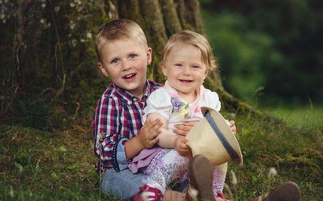 Lifestylové focení pro rodiny a páry: 100 fotek