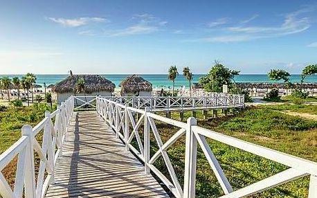 Kuba letecky na 8-15 dnů, all inclusive