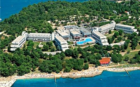 Chorvatsko - Poreč na 4 dny
