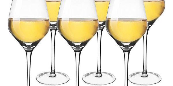 Orion Sklenice na bílé víno Exclusive, 6 ks4
