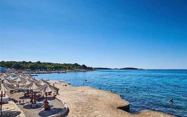 Hotel Delfin, Istrie, vlastní doprava, snídaně v ceně4