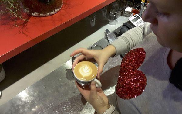 Baristický kurz: základy přípravy kávy   Termín 16. 8. 2020 od 10:00 do 16:005