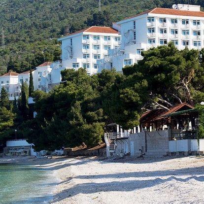 Chorvatsko - Gradac na 17 dnů, all inclusive
