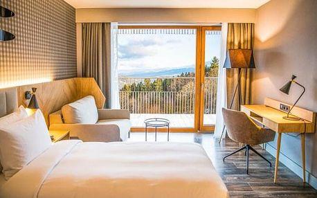 Polské Krkonoše u hranic s Českem v luxusním Hotelu Radisson **** s neomezeným wellness a polopenzí