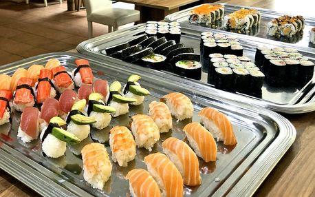 All you can eat: oběd plný asijských specialit