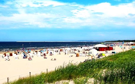 Za pohodou do Polska: až 8 dní u Baltského moře