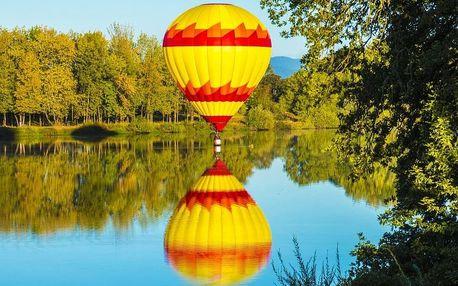 Vyhlídkový let středním balónem