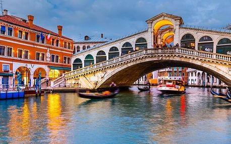Itálie: Benátky v novém A&O Venezia Mestre se snídaní a 2 dětmi do 18 let zdarma