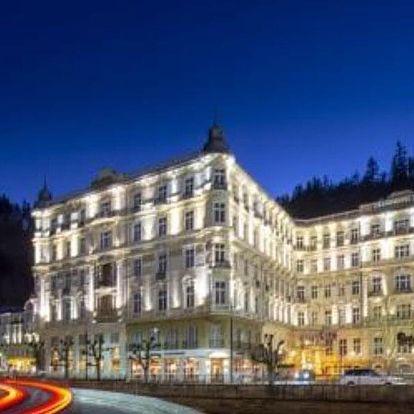 Česká republika, Karlovy Vary, vlastní dopravou na 3 dny snídaně