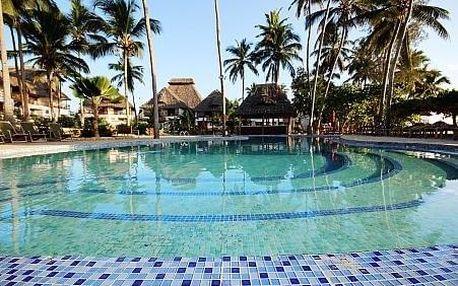 Tanzanie - Zanzibar letecky na 9-11 dnů