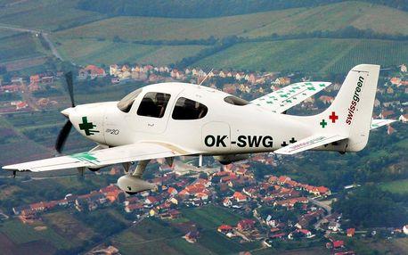 Pilotem luxusního letounu Cirrus SR 20 na zkoušku