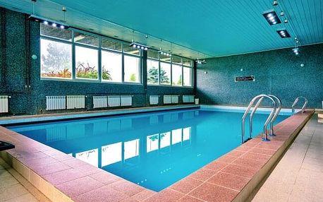 Beskydy v oblíbeném Hotelu Petr Bezruč *** s bazénem se slanou vodou a chutnou polopenzí
