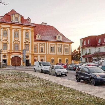 Česká republika, Jižní Čechy, vlastní dopravou na 8 dní polopenze