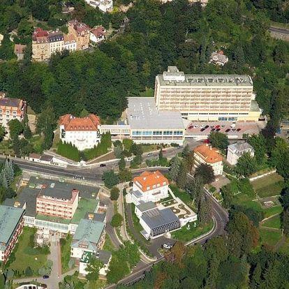 Česká republika, Karlovy Vary, vlastní dopravou na 8 dní snídaně