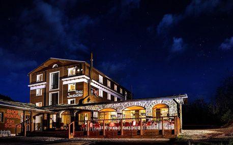 Akciový pobyt s wellness v hotelu s otevřeným srdcem, Nízke Tatry - Jasná