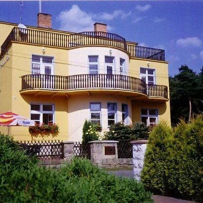 Česká republika, Máchovo jezero, vlastní dopravou na 8 dní snídaně