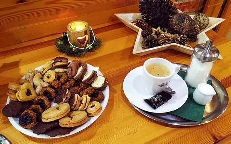 Vánoční balíček 2021 5 nocí v Bedřichově