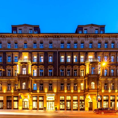 Dvě noci v Praze v Praze