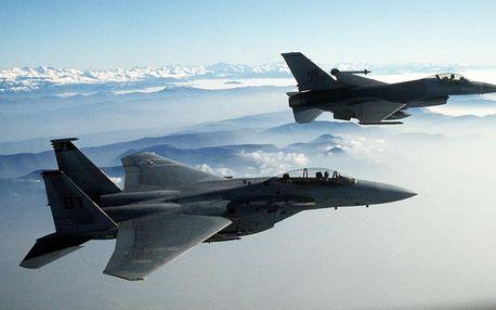 Pilotem na zkoušku Brno: simulátor letu ve stíhačce F/A-18 Hornet po 15 minut