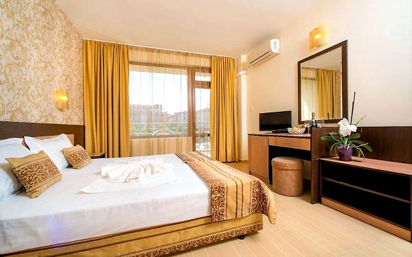 Pobřeží Černého moře, Hotel Iris - pobytový zájezd, Pobřeží Černého moře, letecky, polopenze2