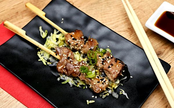 Sushi and grill all you can eat – dítě3