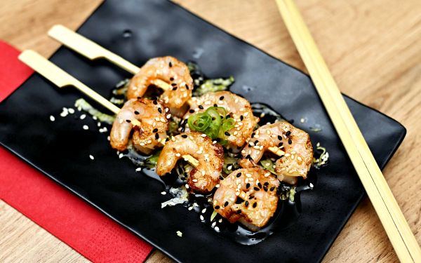 Sushi and grill all you can eat – dítě5