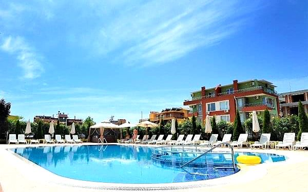 Pobřeží Černého moře, Hotel Iris - pobytový zájezd, Pobřeží Černého moře