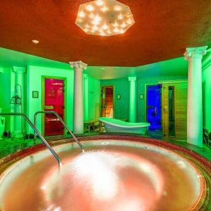 Vysoké Tatry: Hotel Nezábudka *** s neomezeným vstupem do wellness a bazénového světa + polopenze