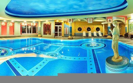 Bielsko-Biała, Papuga Park Hotel**** v orientálním stylu