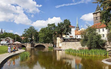 Plzeň na 3-6 dnů, snídaně v ceně