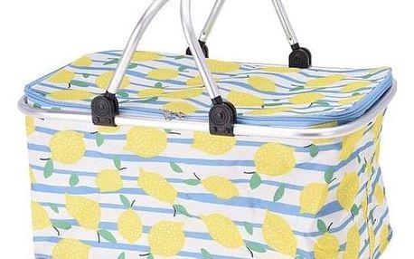 Chladicí košík Lemon, 48 x 28 x 24 cm