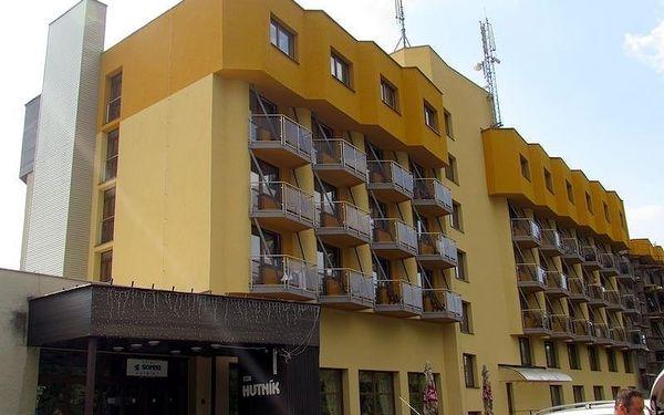Hotel Hutník I, Vysoké Tatry, vlastní doprava, polopenze3